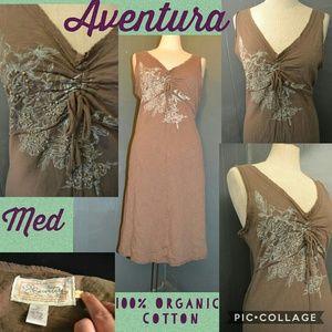 🐝Organic Aventura Dress 100% Organic Cotton🐝